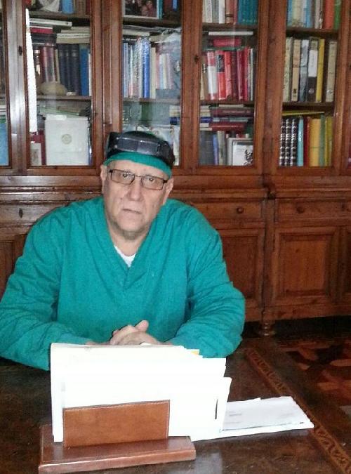 Dr. Mario Del Grosso