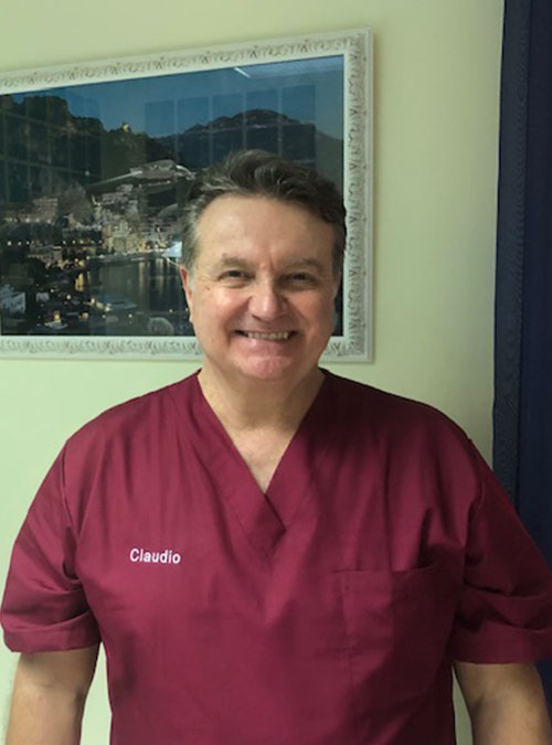 Claudio Giordani