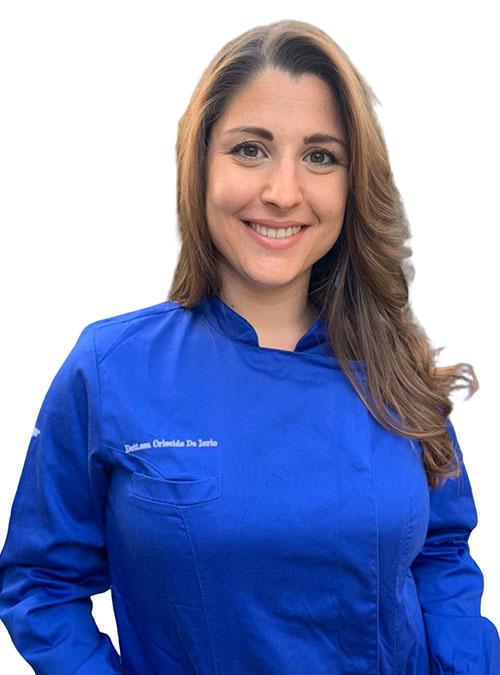 Dr.ssa Criseide De Iorio